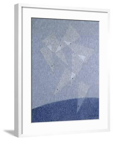 Aerobatics, 1965-John Armstrong-Framed Giclee Print