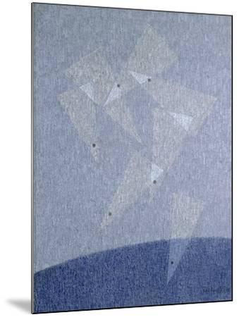 Aerobatics, 1965-John Armstrong-Mounted Giclee Print