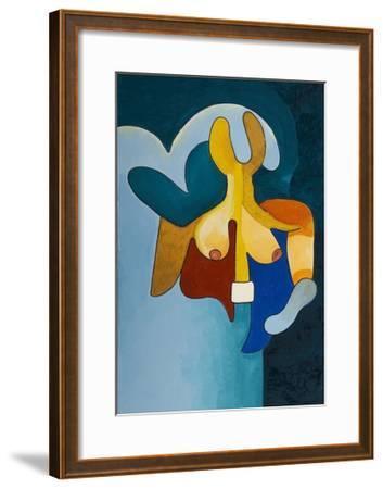Body and Soul Nr. 3, 2007-Jan Groneberg-Framed Giclee Print