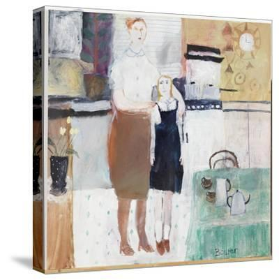 Mum, 2003-Susan Bower-Stretched Canvas Print