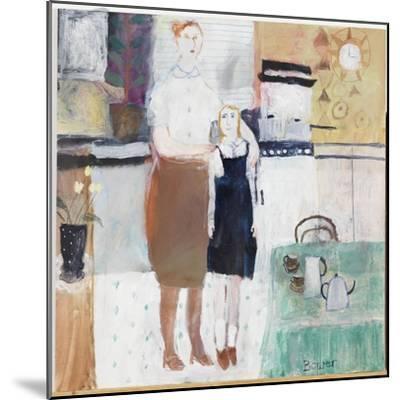 Mum, 2003-Susan Bower-Mounted Giclee Print