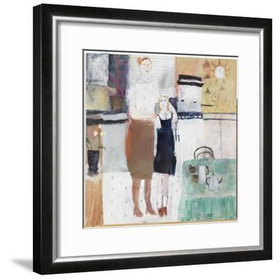 Mum, 2003-Susan Bower-Framed Giclee Print