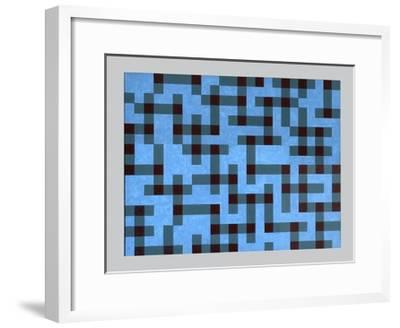 Linkage, 2008-Peter McClure-Framed Giclee Print