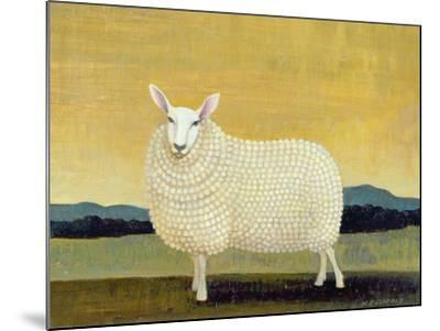 Elizabeth Looking Pretty-Walter Bell-Currie-Mounted Giclee Print
