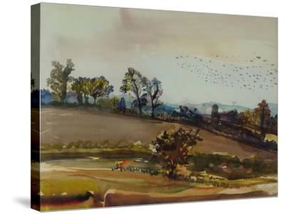 Autumn Mood, 1980-Brenda Brin Booker-Stretched Canvas Print