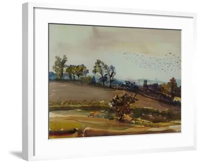 Autumn Mood, 1980-Brenda Brin Booker-Framed Giclee Print