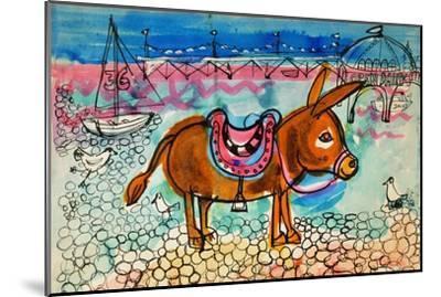 Donkey-Brenda Brin Booker-Mounted Giclee Print