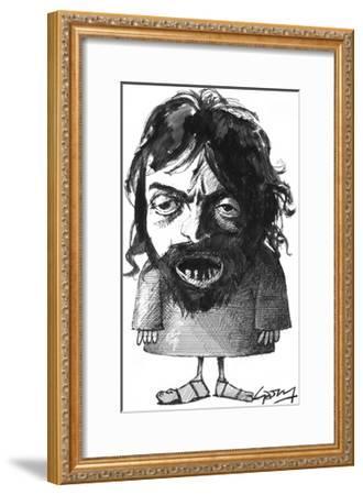 Caravaggio-Gary Brown-Framed Giclee Print
