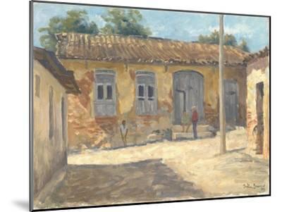 Trinidad, Cuba, 2010-Julian Barrow-Mounted Giclee Print