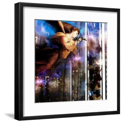 Jacobs Ladder, 2008-Trygve Skogrand-Framed Giclee Print