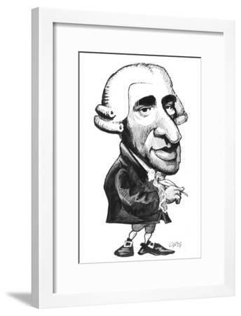 Haydn-Gary Brown-Framed Giclee Print