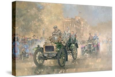 1904 Norfolk-Peter Miller-Stretched Canvas Print