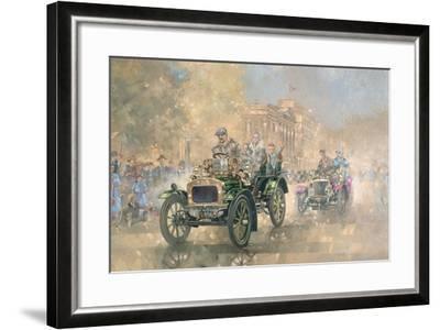 1904 Norfolk-Peter Miller-Framed Giclee Print