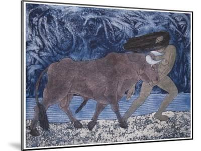 Magnetismo, 2000-Juan Alcazar-Mounted Giclee Print