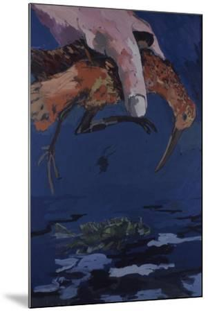 Big Hand in the Sky, 1978-Peter Wilson-Mounted Giclee Print