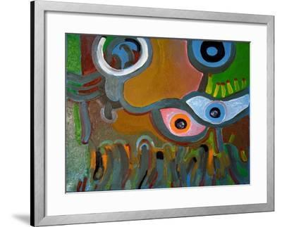 Eyes Do Not Believe What They See, 2009-Jan Groneberg-Framed Giclee Print