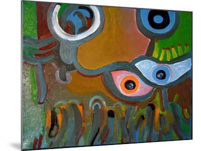 Eyes Do Not Believe What They See, 2009-Jan Groneberg-Mounted Giclee Print