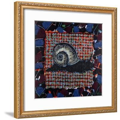Heliz and Check, 1996-Peter Wilson-Framed Giclee Print