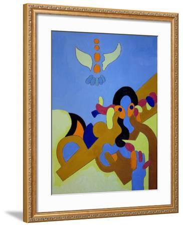 Child Prodigy, 2009-Jan Groneberg-Framed Giclee Print