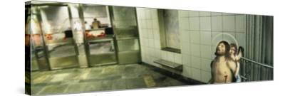 Underground Pieta, 2003-Trygve Skogrand-Stretched Canvas Print