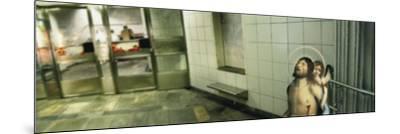 Underground Pieta, 2003-Trygve Skogrand-Mounted Giclee Print