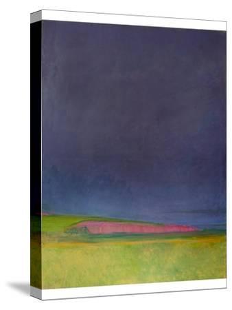 Prescience, Malvern Diptych 1, 1998-Pamela Scott Wilkie-Stretched Canvas Print