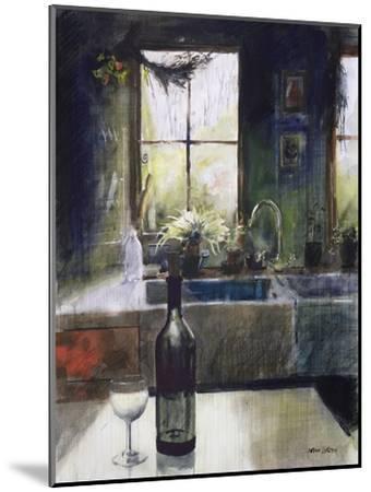 Kitchen Window-John Lidzey-Mounted Giclee Print