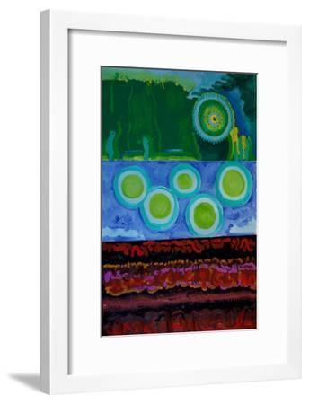Code, 2009-Jan Groneberg-Framed Giclee Print