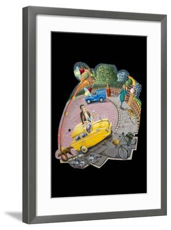 First Date, 2010-Tony Todd-Framed Giclee Print