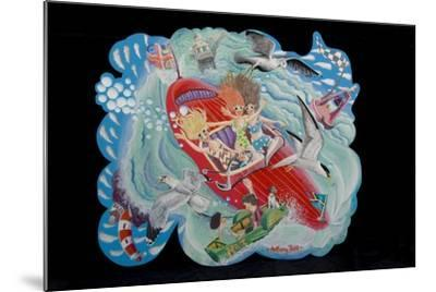 The Sea Birds, 2010-Tony Todd-Mounted Giclee Print
