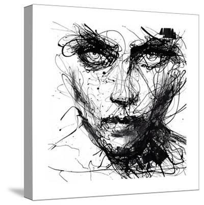 In Trouble, She Will-Agnes Cecile-Stretched Canvas Print