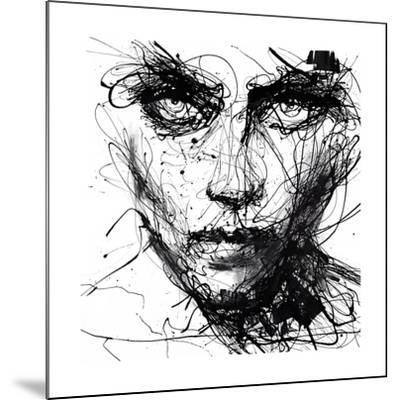 In Trouble, She Will-Agnes Cecile-Mounted Art Print