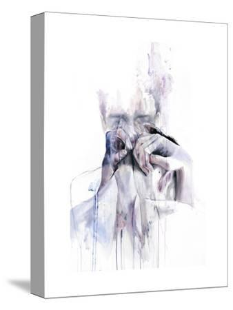 Gestures-Agnes Cecile-Stretched Canvas Print