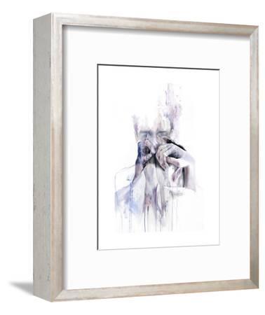 Gestures-Agnes Cecile-Framed Art Print