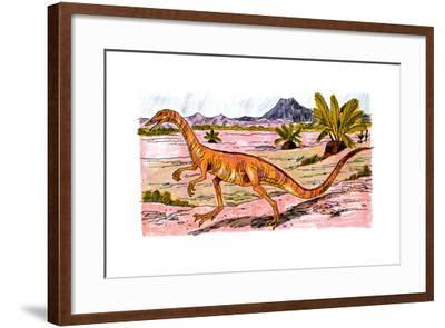 Creature Feature - Jack & Jill-Earl Handy-Framed Giclee Print