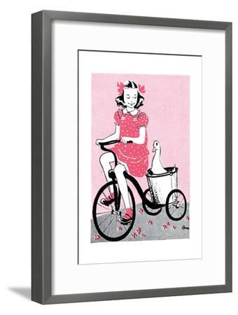 North, South, East, West - Jack & Jill-Ann Eshner-Framed Giclee Print