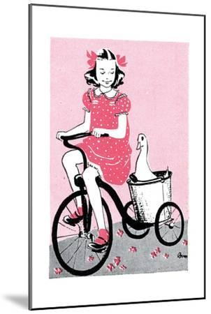 North, South, East, West - Jack & Jill-Ann Eshner-Mounted Giclee Print