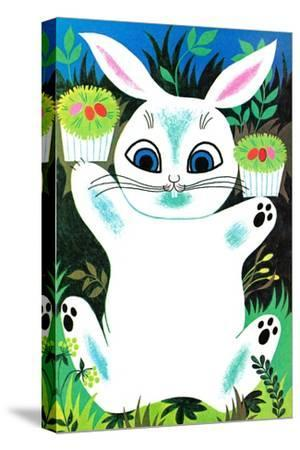 You Can Eat These Easter Baskets - Jack & Jill--Stretched Canvas Print