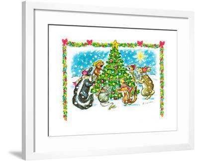 December '66 - Jack & Jill-Barbara Werner-Framed Giclee Print
