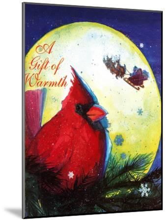 A Gift of Warmth - Jack & Jill-Gabriella Dellosso-Mounted Giclee Print