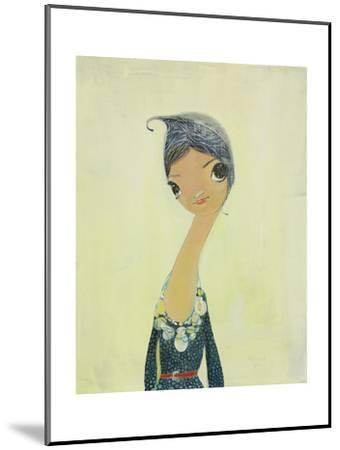 Rebecca-Kelly Tunstall-Mounted Giclee Print