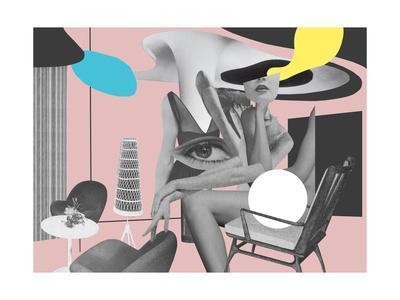 Casa Vogue-Mario Wagner-Giclee Print