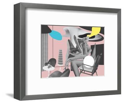 Casa Vogue-Mario Wagner-Framed Giclee Print
