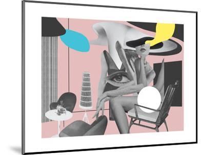 Casa Vogue-Mario Wagner-Mounted Giclee Print
