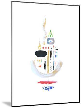 Pandora-Trystan Bates-Mounted Premium Giclee Print