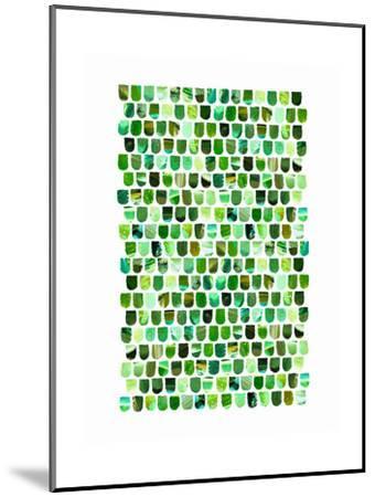 Hiss-Trystan Bates-Mounted Premium Giclee Print