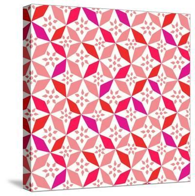 Rabat Tile--Stretched Canvas Print