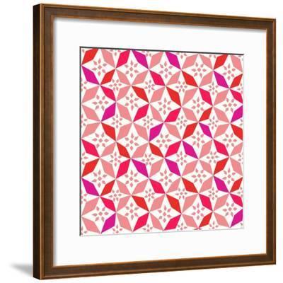 Rabat Tile--Framed Giclee Print
