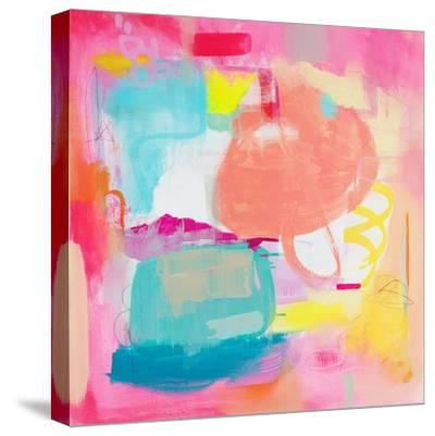 Bright-Jaime Derringer-Stretched Canvas Print