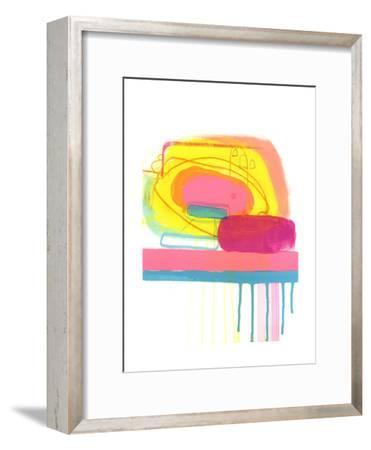 Composition 3-Jaime Derringer-Framed Giclee Print